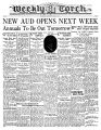 Weekly Torch 05/28/1930