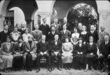FJC faculty, 1923