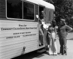Adult Education Information Van, 1973