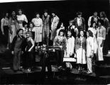 Fullerton College Vocal Jazz Ensemble, 1979