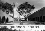 Fullerton College Campus, 1989